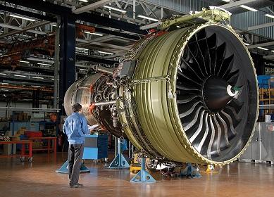 بزرگ ترین شرکت های تولید کننده موتور هواپیما